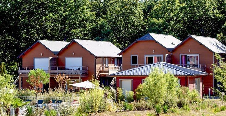Escapade residence nature appart-hôtel en Val de Loire