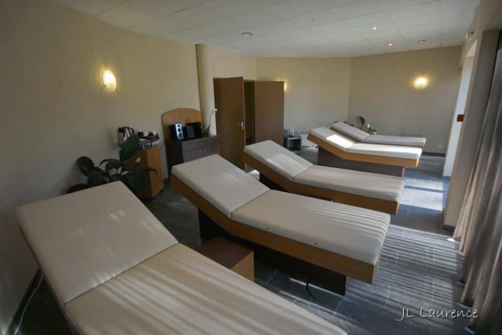 Spa resort salle de repos le relais du plessis for Salle repos