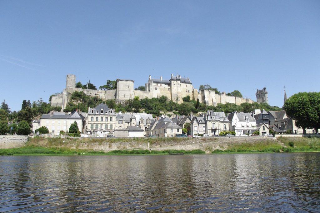 Séjour Forteresse de Chinon Hébergement avec enfant Châteaux de la Loire