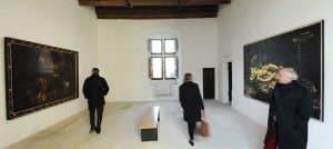 Séjour entre amis à la découverte de l'art contemporain, exposition, visite de château, spa, gîtes écologiques en Touraine