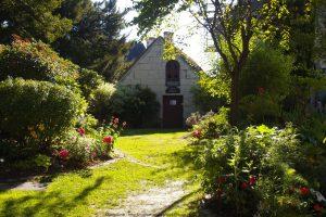 Location week-end en hébergement Relais du Plessis proche de Saumur