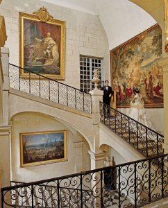 Location par cher en gîte avec enfants pour visiter le Château D'Ussé Val de Loire