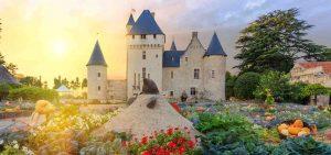 Week-end château du Rivau