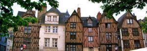 Ville de Tours proche village vacances Indre-et-Loire