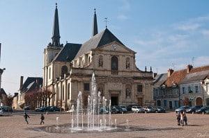 Visite historique de l'église Notre-Dame-de-l'Assomption en Indre et Loire