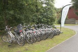 Balade en vélo pour visiter les châteaux de la Loire