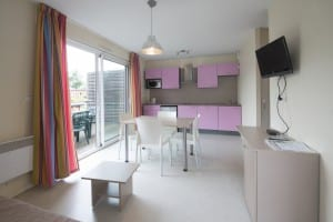 Appartement tous équipée avec Piscine et Wifi Val de Loire