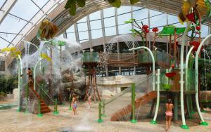 Aquamundo center parcs du bois aux daims