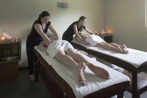 Massage Spa Nature en couple Touraine