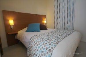 Réserver la nuitée d'un appartement près d'Azay-le-Rideau