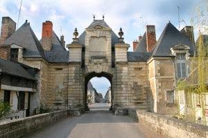 Remparts médiévaux des villes du Val de Loire