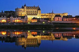 Une nuité à Amboise, ville incontournable en Val de Loire