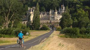 Parcourir lors d'un séjour en Touraine la Loire à vélo