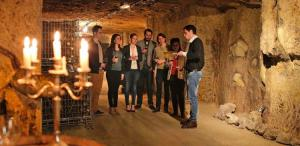Visite de producteur et dégustation de vins proche Rochelieu